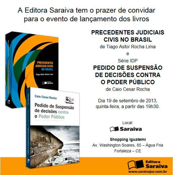 Lançamento em Fortaleza